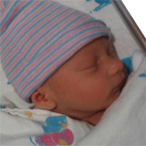 Photo of Baby Alex