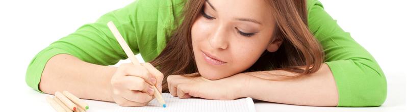 Blog - Woman charting her fertility