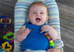 Baby Jayden - an unexplained infertility success story!