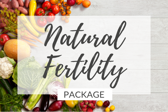 Link to Online Fertility Consultation - Natural Fertility Package