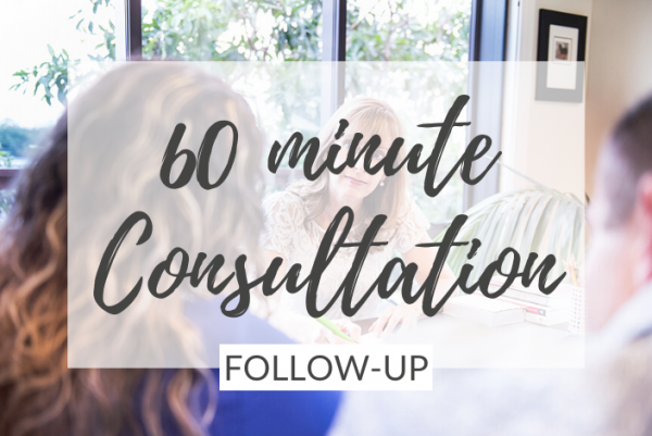 Link to Online Fertility Consultation - 60 minute consultation